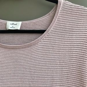 Wilfred Blanchard Sweater - Pale Pink